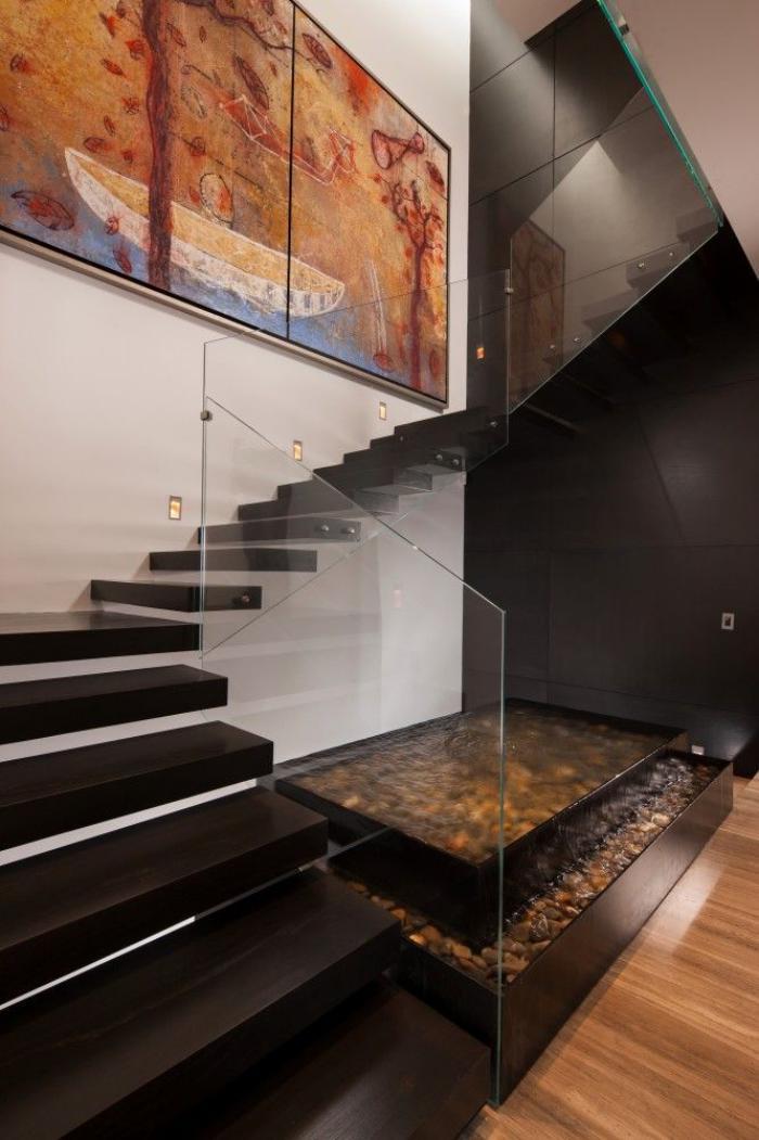 escalier-suspendu-bois-grandes-marches-de-bois-massif