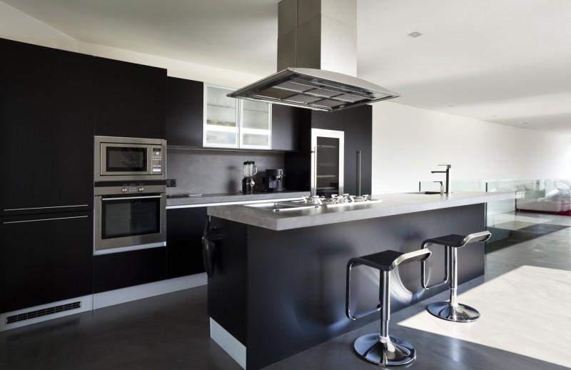 visuel-décoration-cuisine-noire
