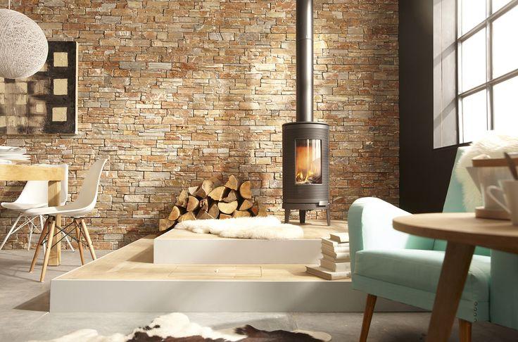 11 conseils d co avec le parement mural. Black Bedroom Furniture Sets. Home Design Ideas