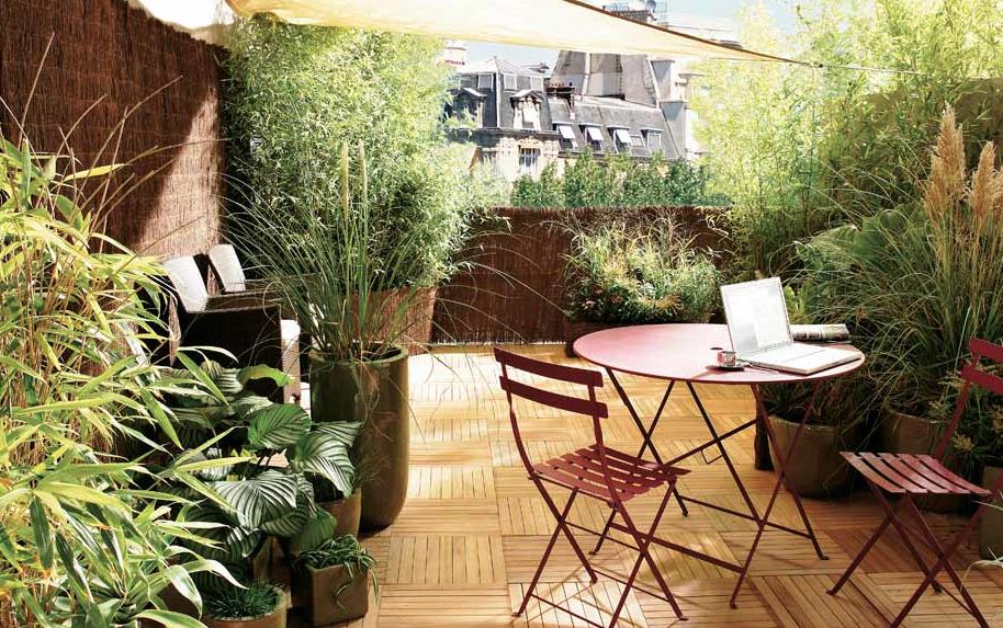 11 façons de mettre en valeur votre terrasse