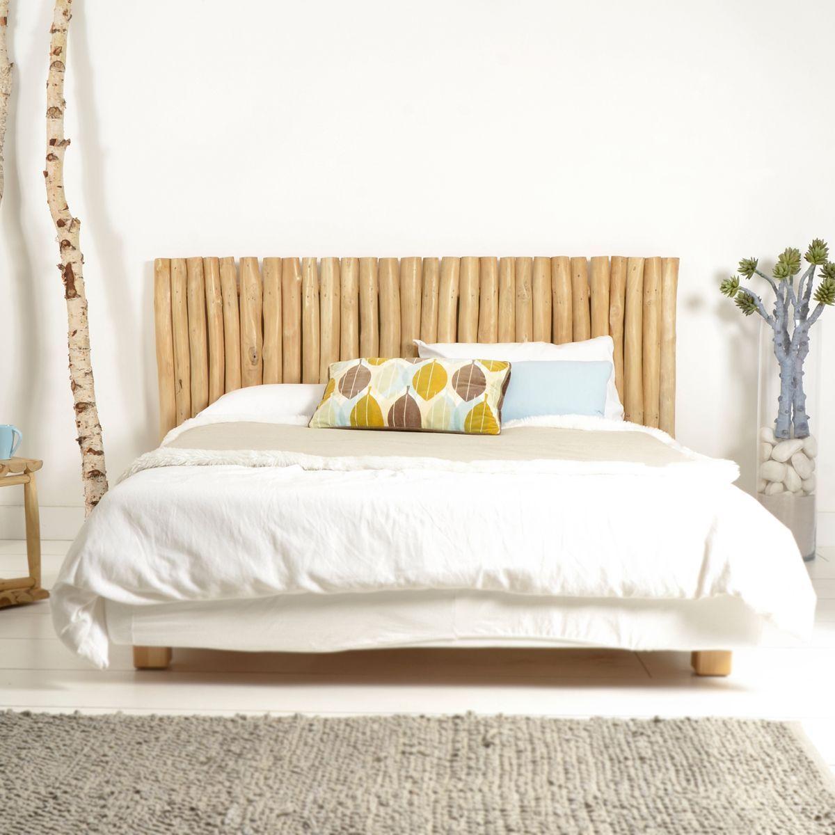 Fabriquer Tete De Lit En Bois 14 têtes de lit à faire soi-même