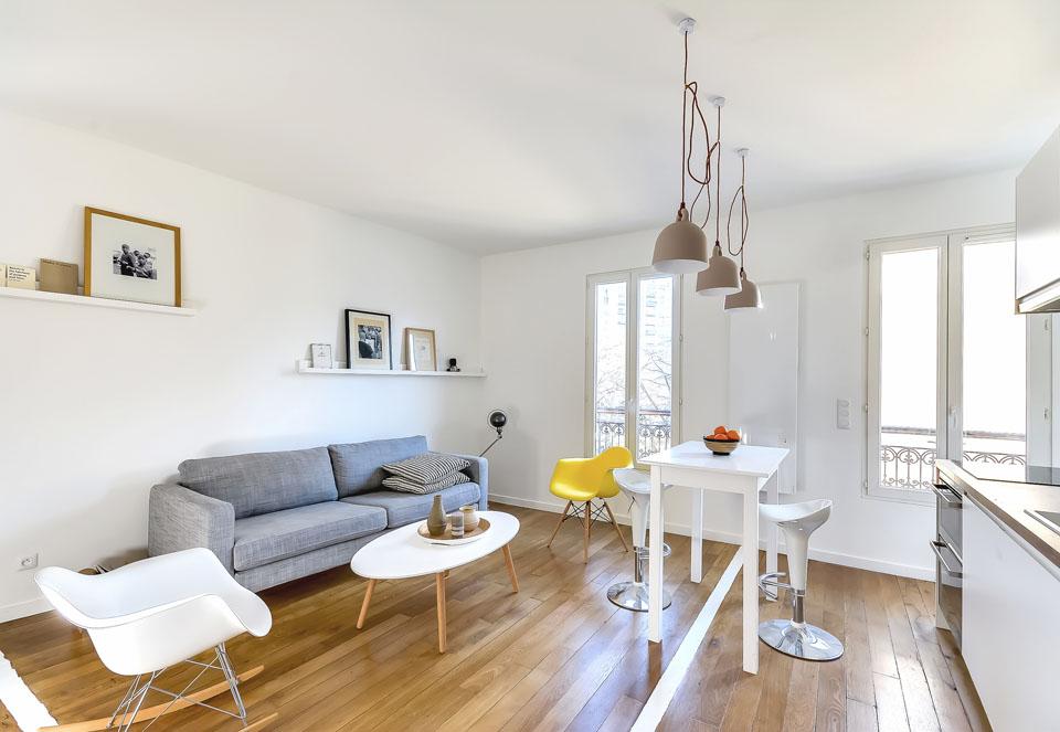 10 idées déco pour relooker un petit appartement facilement