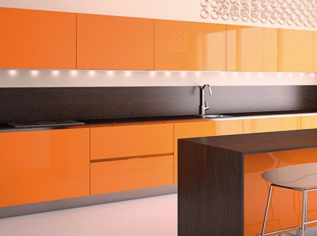 Astuces Faciles Pour Relooker Les Placards De La Cuisine - Canapé 3 places pour relooking de cuisine