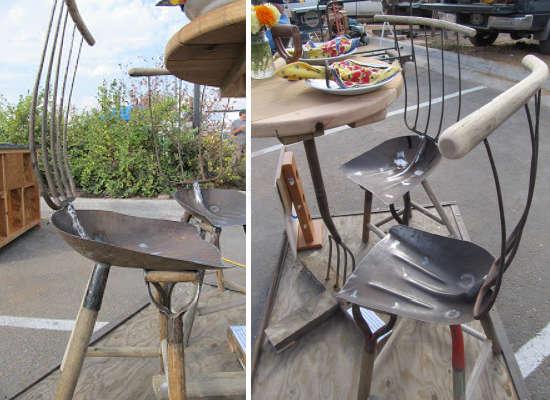 15 manières de recycler les vieux outils qui traînent dans le garage