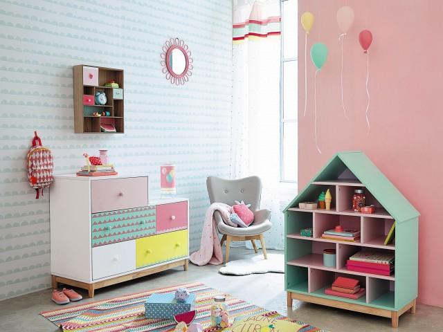 9 façons d\'intégrer la couleur pastel dans votre décoration
