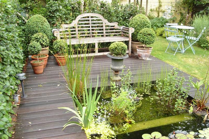 9 conseils pour r ussir un jardin romantique - Tuin exterieur ontwerp ...