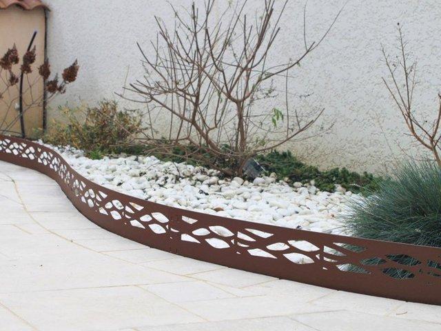 11 types de bordures pour l\'aménagement de votre jardin