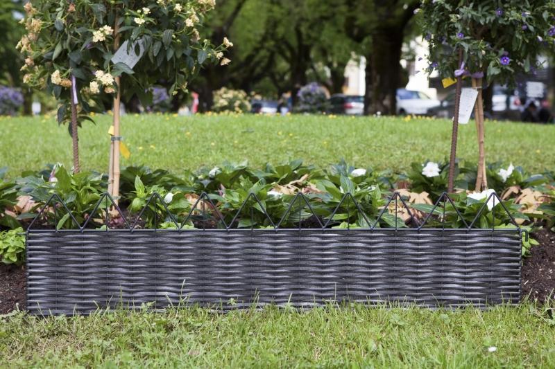 Bordure Plastique Pour Jardin. Excellent Bordure Plastique Pour ...
