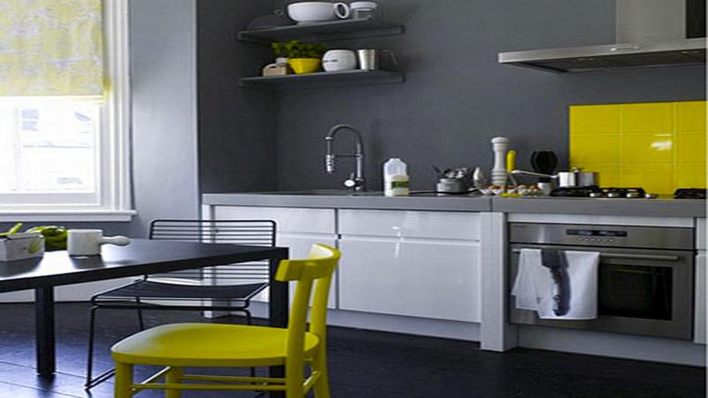 Exemple couleur peinture cuisine   Déco cuisine avec Shinee