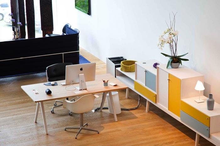 9 id es pour d corer votre espace de travail. Black Bedroom Furniture Sets. Home Design Ideas