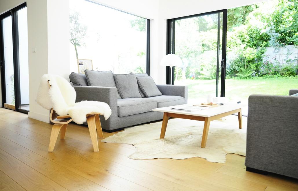 10 id es pour cr er l ambiance avec un tapis. Black Bedroom Furniture Sets. Home Design Ideas