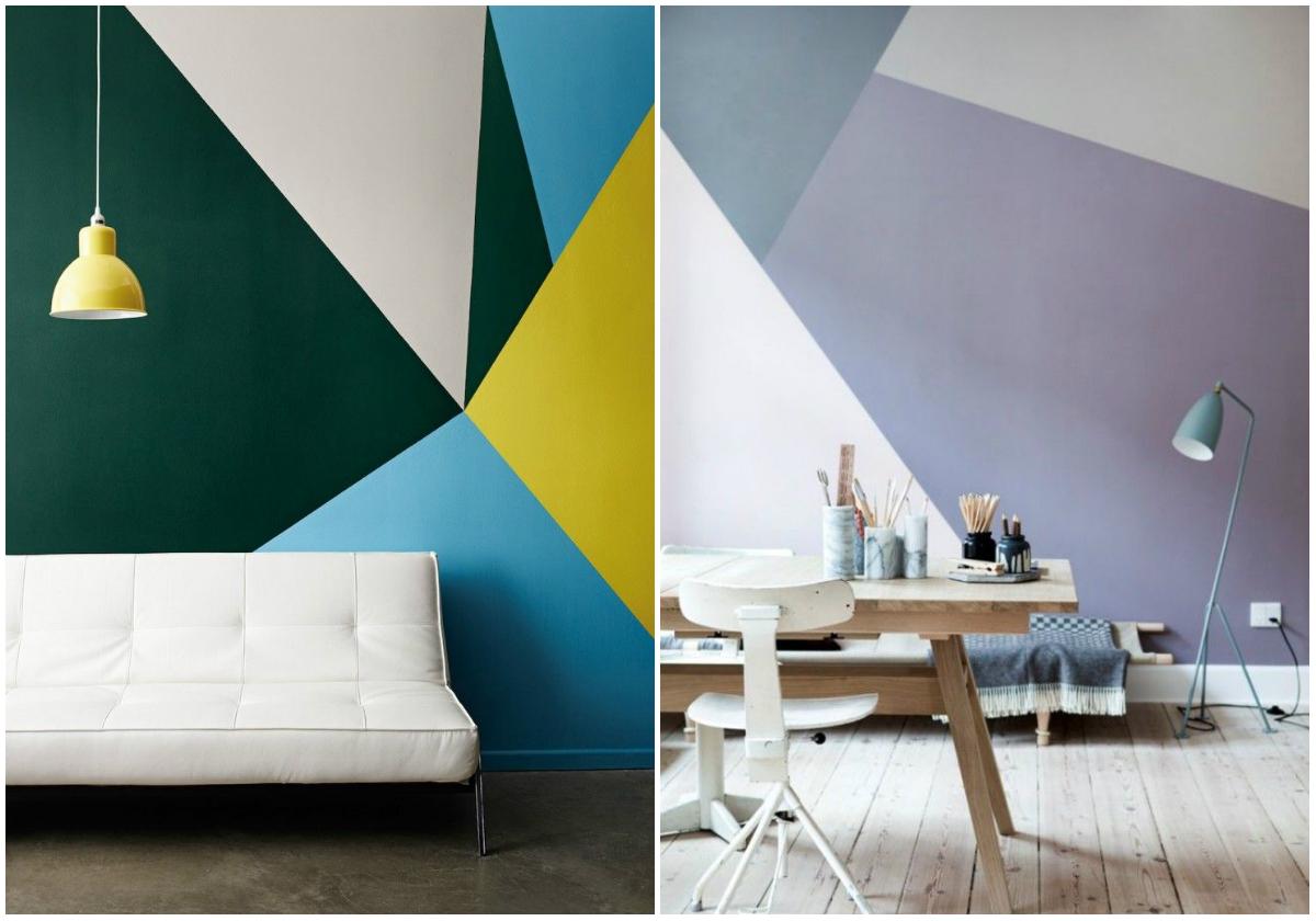 10 id es de d co printani re faire soi m me. Black Bedroom Furniture Sets. Home Design Ideas