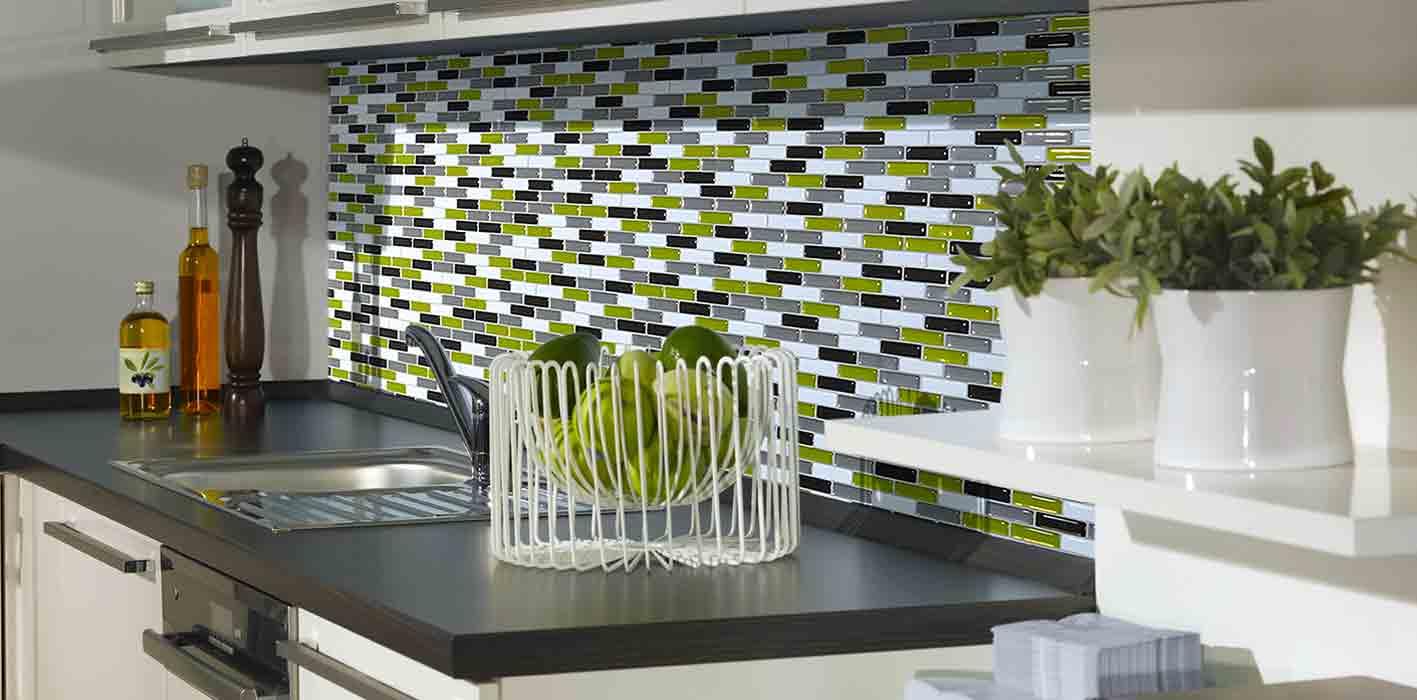 10 id es d co tendance pour apporter du pep s la cuisine. Black Bedroom Furniture Sets. Home Design Ideas