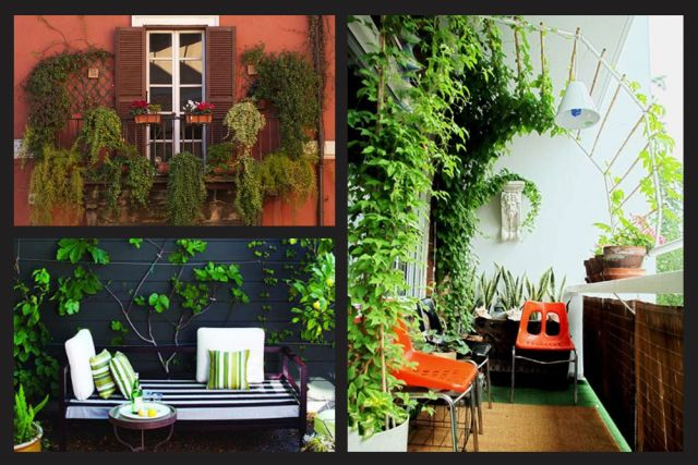 9 Idees Pour Bien Amenager Un Petit Balcon