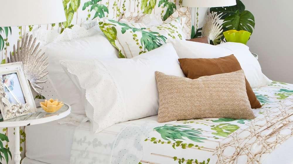 13 conseils pour imposer une d co tropicale. Black Bedroom Furniture Sets. Home Design Ideas