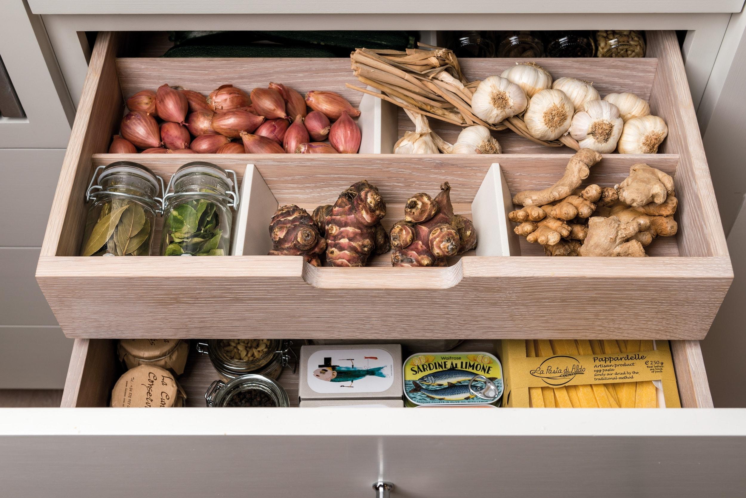 Rangement Pour Garde Manger 9 brillantes idées pour ranger les aliments dans le garde-manger