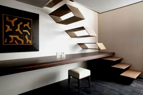 Emejing Escalier Interieur Moderne Photo Contemporary ...