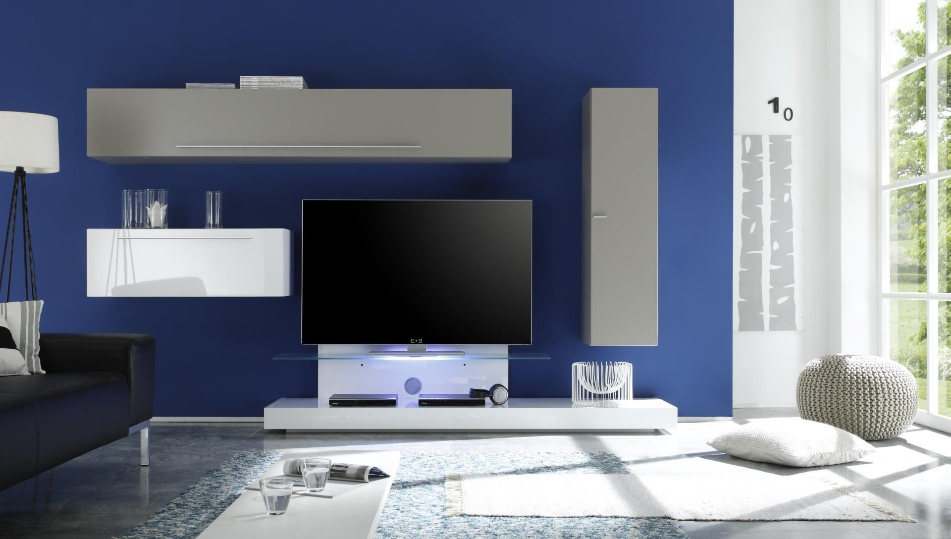 10 Fa Ons De Mettre En Valeur La T L Vision # Meuble De Salon Avec Television Integree
