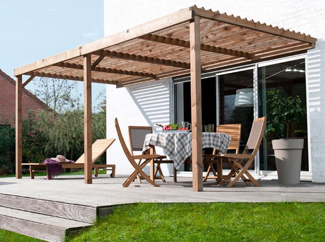 19 pergolas pour se mettre l abri du soleil. Black Bedroom Furniture Sets. Home Design Ideas