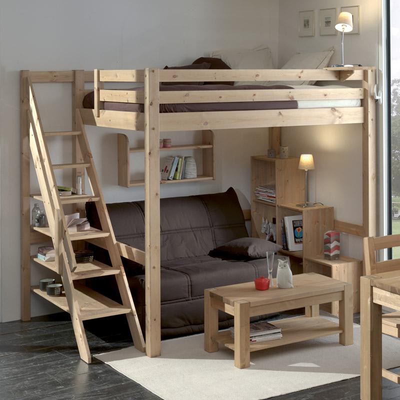 10 façons d\'optimiser l\'espace avec les lits mezzanine